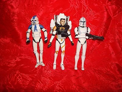 Star Wars Battle Troopers Hasbro 2009 2010 & 2011