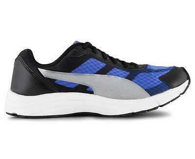 Puma Women's Expedite Shoe - Dazzling Blue/Black