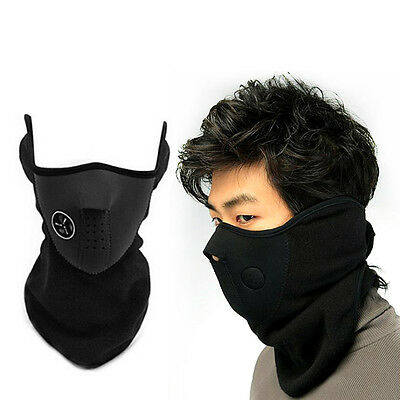 Cosy Neck Warmer Outdoor Sports Winter Wind Proof Face Mask For Man And Women