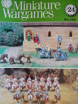 Miniature Wargames Magazine Issue 24 - Battle Of The Three Kings