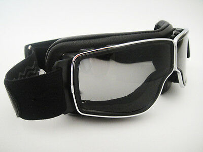 d7cc8814cf08 NEW AVIATOR T2 for PRESCRIPTION GOGGLES L. JEANTET MOTORCYCLE Rider Davida  Pilot