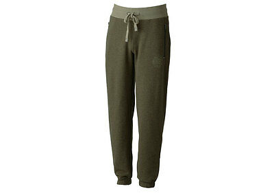 Trakker NEW Fishing Green Duo Tone Aztec Joggers Jogging Bottoms *All Sizes*