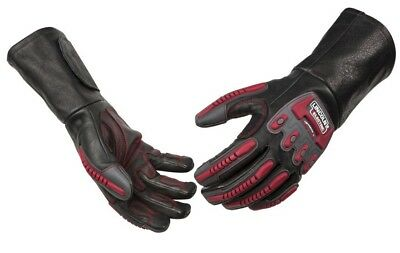 Lincoln Electronic Roll Cage Welding Rigging Gloves - K3109  M-2X