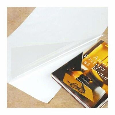 """20 - 8"""" x 17 1/2"""" Brodart Just-A-Fold III Book Jacket Covers 20 pack 8 x 17 1/2"""
