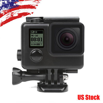 Blackout Waterproof Housing Dive Case Underwater Diving Box f Gopro Hero 4 3+ US