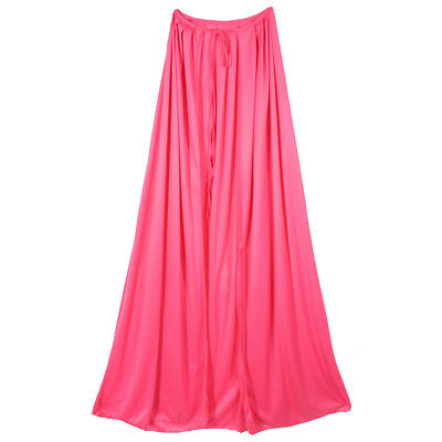 "60"" Pink Cape ~ HALLOWEEN SUPERHERO, PUNK ROCK, PRINCESS, MEDIEVAL COSTUME PARTY"