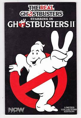 Now Comics GHOSTBUSTERS 2 MINI-SERIES limited omnibus edition softcover 1989