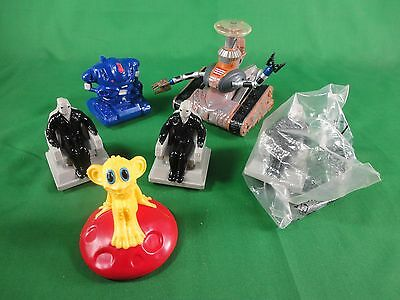 1998 Lost in Space Pull Back Action Toys Lot Robot