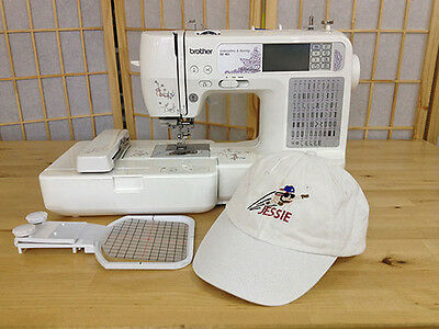 Cap/Hat Hoop for Brother Simplicity SB7050E Embroidery Machine