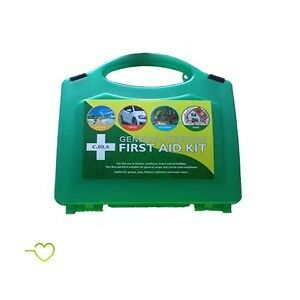 Cms 40 Piece First Aid Kit Home Office Car Van Taxi Boat Caravan Anywhere