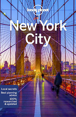 New York City Lonely Planet City Guide 2016