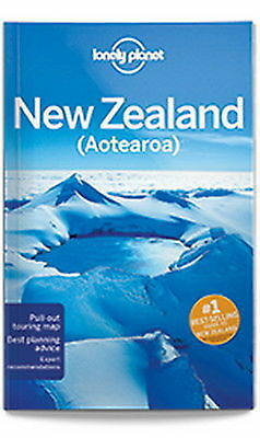 New Zealand LONELY PLANET TRAVEL GUIDE 2016
