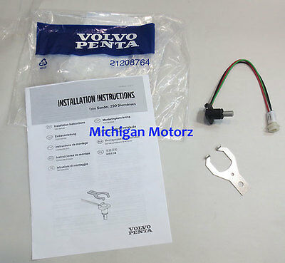 Volvo Penta Potentiometer/Trim Sensor Kit, 290 Sterndrives - 873531, 22314183