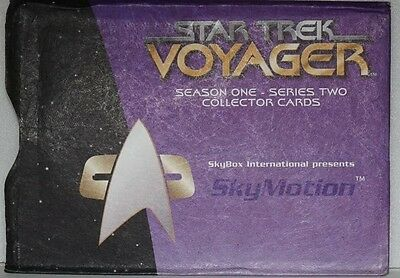 Star Trek Voyager - Janeway SkyMotion Lenticular Card from SkyBox