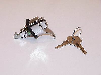 Glove Box catch, Lockable, comes with a pair of keys, VW Beetle 1952 to 1967