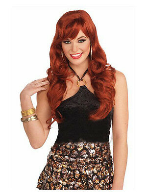 Red Dream Girl Wig for Adult for Fancy Dress
