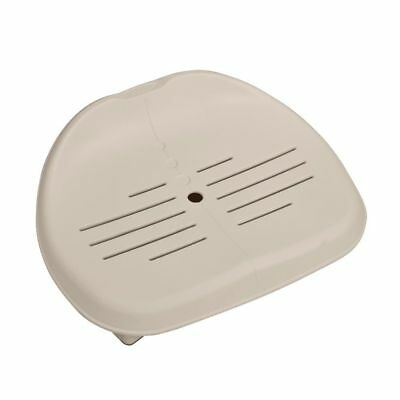 Intex PureSpa Seat 28502 Removable Slip Resistant Spa Accessory