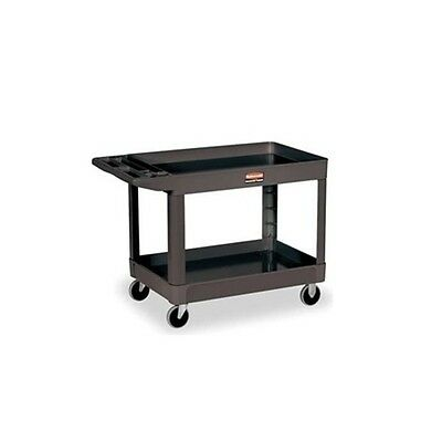 Rubbermaid FG452089BLA Service Utility Cart (4520-89)