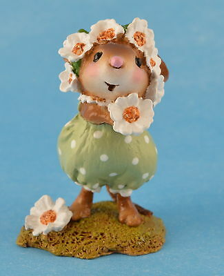 DAISY CHAIN by Wee Forest Folk, WFF# M-396, GREEN