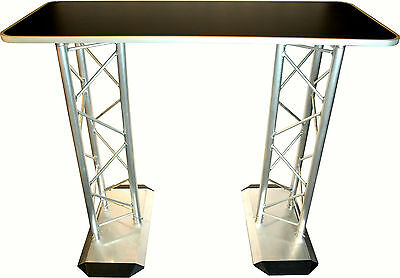 Alutruss modular aluminium tri truss DJ table NEW