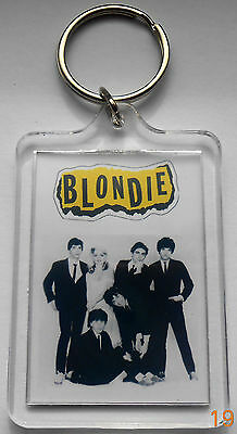 Blondie  Keyring  Starz Crafts Unique Collection Limited Edition