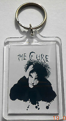 The Cure  Keyring    Starz Crafts Unique Collection Limited Edition