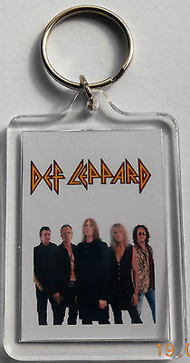 Def Leppard  Keyring    Starz Crafts Unique Collection Limited Edition