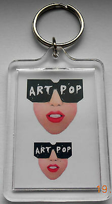 Lady Ga Ga  Keyring   Starz Crafts Unique Collection - Limited Edition