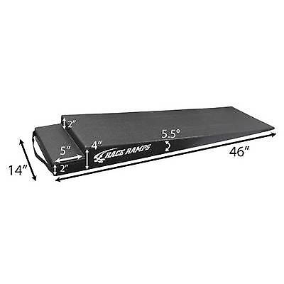 "Race Ramps Motorsport Pair Of 46"" x 4"" x 14"" Trailer/Transporter Ramps - RR-TR-4"