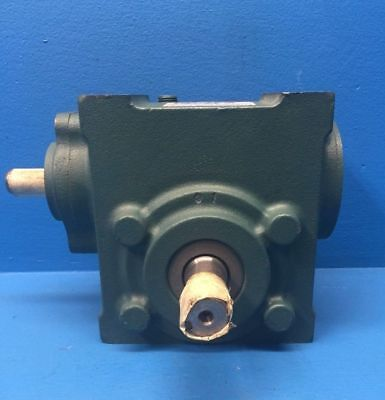 NEW Dodge Tigear 2 17S07R Speed Reducer Ratio 7:1 Torque 500 lb-in 2.06HP 17SO7R