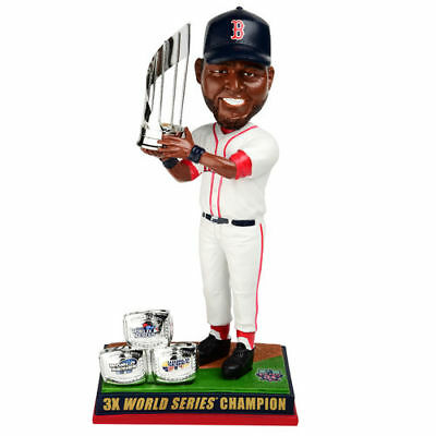 David Ortiz Forever Collectibles Boston Red Sox Bobblehead - MLB