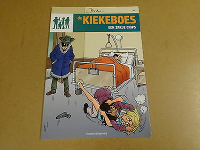 Strip / De Kiekeboes N° 14