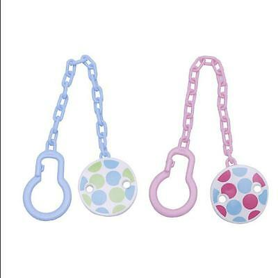 Dummy New Boy Toddler Toy Holder Infant Pacifier Soother Baby Girl Chain Clip