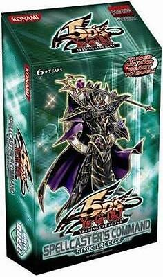 Spellcaster's Command Structure Deck - Unlimited Edition x1