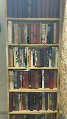 1,000 ++ old books antiquarian vintage antique paper mix lot make book store