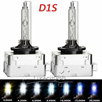 2PCS D1S D1C 35W Xenon HID Bulbs Replace Headlight Car Lamp for Philips or OSRAM