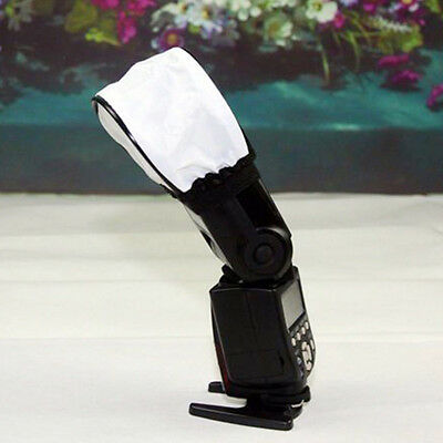 Camera Flash Lamp Light Soft Box Diffuser Cloth for SLR Cameras Mini XBOQ