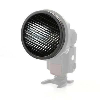 Honeycomb Grid Spot for K9 CA-SGU Universal Flash Adapter Canon Nikon Speedlite