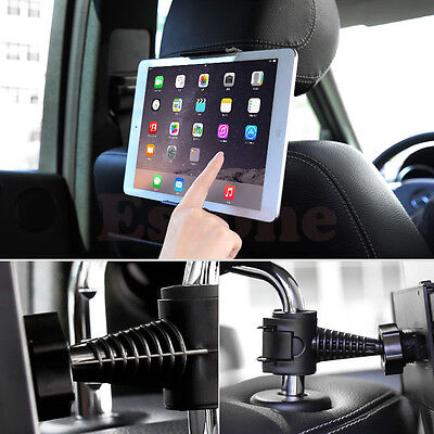 New 360° Car Back Seat Headrest Mount Holder Stand For Universal GPS Tablet Hot