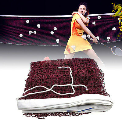 Durable Badminton Net Suitable For Various Ball Games Volleyball, Tennis Ect
