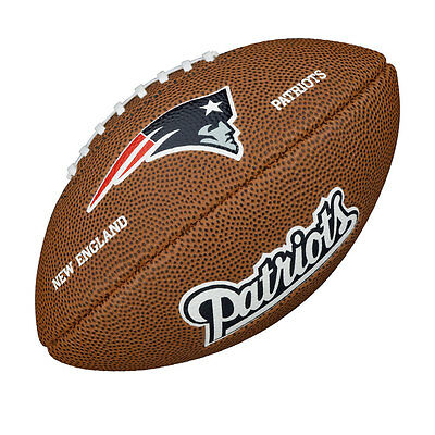 WILSON new england patriots NFL mini american football