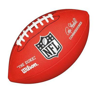 WILSON mini NFL soft composite american football [red]