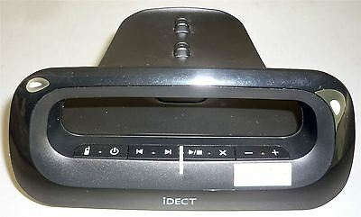 iDECT Loop Plus Call Blocker Black Spare Replacement Main Base Part