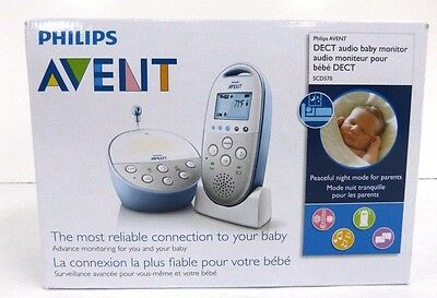 Philips Avent Baby Monitor With Dect