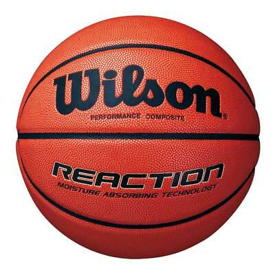 WILSON reaction indoor/outdoor composite leather basketball [size 6]