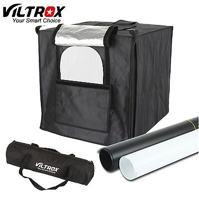 Viltrox 60*60cm LED Photo Studio Softbox Shooting Tables Light Tents Soft Box