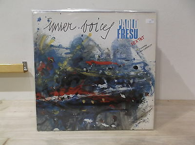 PAOLO FRESU SEXTET featuring DAVID LIEBMAN ‎ Inner voices LP M=/M- ITA