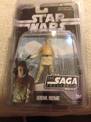 Star Wars: The Empire Strikes Back: The Saga Collection- General Rieekan 012