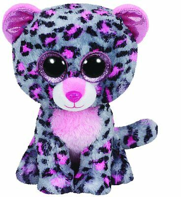 Tasha The Leopard  Ty Beanie Boos   Brand New