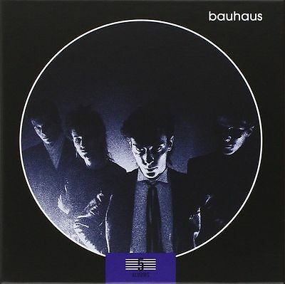 Bauhaus 5 ALBUMS (BOX SET) In The Flat Field MASK Singles NEW SEALED 5 CD
